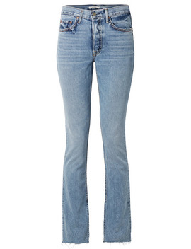 Addison High Rise Flared Jeans by Grlfrnd