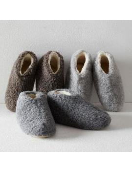 Wool Slippers For Men & Women by The Company Store