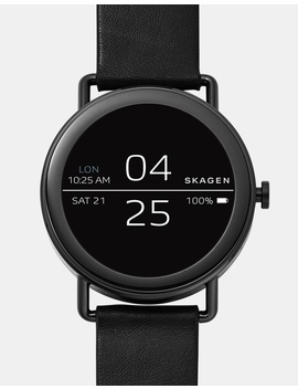 Smartwatch Falster Connected Black by Skagen