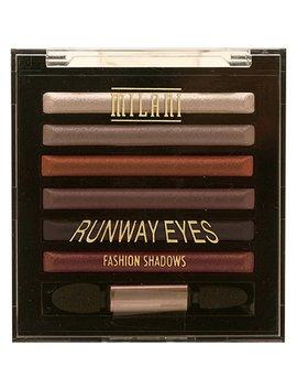 Milani Milani Runway Eyes Fashion Shadows, 0.32 Oz by Milani