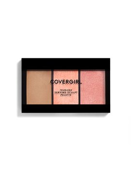 Covergirl Tru Blend Serving Sculpt Contour Palette, Bloom Babe by Cover Girl