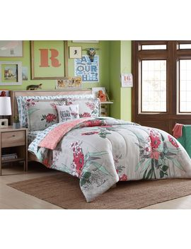 Essential Home Complete Bed Set – Multi Wild Tropic Essential Home Complete Bed Set – Multi Wild Tropic by Essential Home
