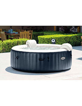 "Intex 77"" X 28"" Pure Spa Bubble Massage Set Portable Hot Tub Intex 77"" X 28"" Pure Spa Bubble Massage Set Portable Hot Tub by Kmart"