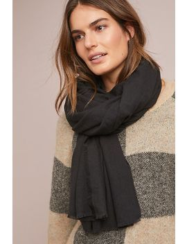 Cozy Oversized Scarf by Anthropologie