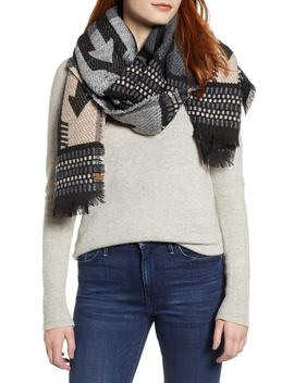 Aro Jacquard Scarf by Mackage