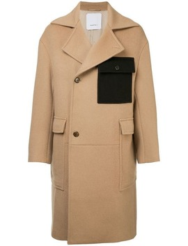 Double Breasted Coat by Ports V