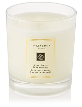 Lime Basil & Mandarin Scented Home Candle, 200g by Jo Malone London