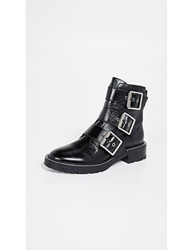 Cannon Buckle Boots by Rag & Bone