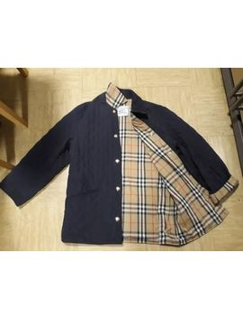Burberrys Vtg 80 S 90 S Rrp £450 Quilted Jacket 38 12 Nova Check Quilt Burberry by Ebay Seller