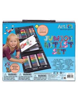 Art 101 154 Piece Junior Artist Set by Art 101