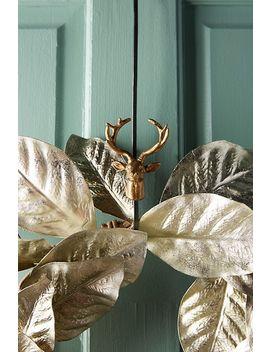 Reindeer Wreath Hook by Anthropologie