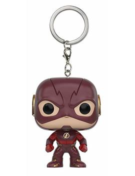 Funko Pop Keychain: The Flash   The Flash Action Figure by Fun Ko