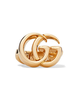 18 Karat Gold Clip Earring by Gucci