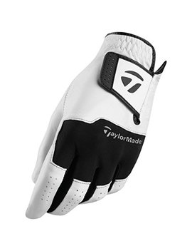Taylor Made 2018 Men's Stratus All Leather Golf Glove by Taylor Made