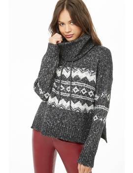 Cowl Neck Jumper by Forever 21
