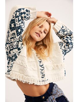 Hideout Sweater Hoodie by Free People