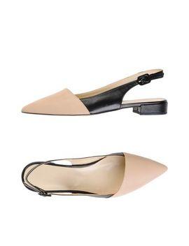 8 By Yoox Ballet Flats   Footwear by 8 By Yoox