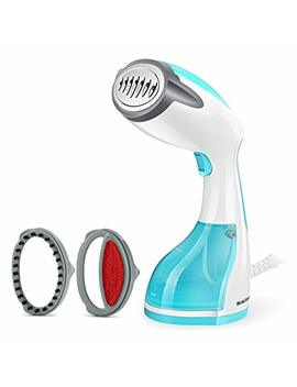 Beautural Clothes Steamer, 1200 W Handheld Garment Steamer Portable For Home And Travel, Vertically & Horizontally Steam, 30s Fast Heat Up, Auto Off, 100 Percents Safe, 260ml High Capacity Water Tank by Beautural
