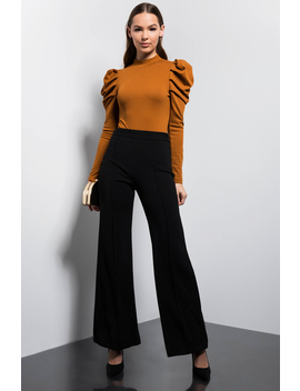 Came For The Weekend Wide Leg Pant by Akira