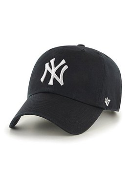 '47 Clean Up New York Yankees Mens Cap Black by 2747