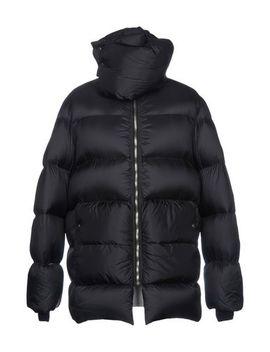 Rick Owens Down Jacket   Coats And Jackets by Rick Owens