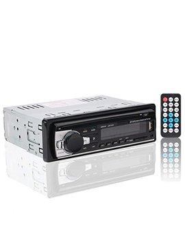 Autoradio Bluetooth, Rixow Manos Libres Estéreo De Coche, Apoyo De Reproductor Mp3, Llamadas Manos Libres, Función De Radio, Y De Archivo. by Rixow