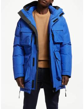J.Lindeberg Bon Textured Jacket, Pop Blue by J.Lindeberg