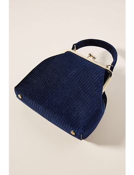 Velvet Driver Clutch by Anthropologie