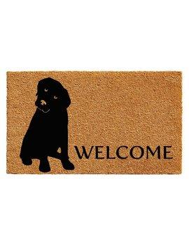 """Labrador Doormat (18"""" X 30"""") by Momentum Mats"""