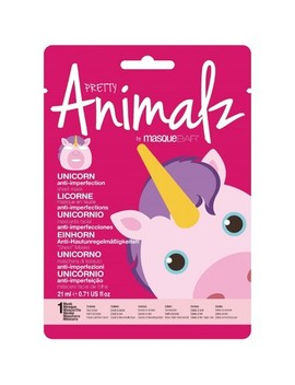 Masque Bar Pretty Animalz Facial Treatments Pink   .71 Fl Oz by Masque Bar