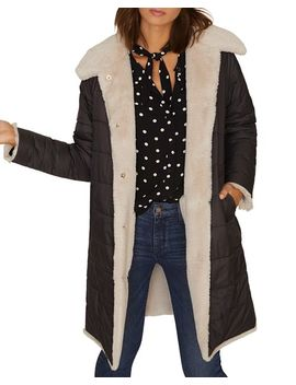 Reversible Puffer Coat by Sanctuary