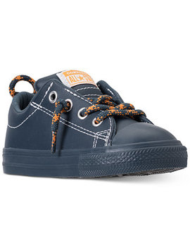Toddler Boys' Chuck Taylor All Star Street Hiker Casual Sneakers From Finish Line by Converse