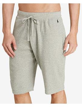 Men's Waffle Knit Pajama Shorts by Polo Ralph Lauren