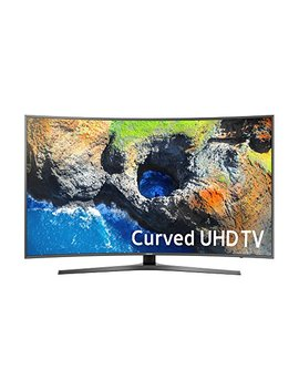 Samsung Electronics Un49 Mu7500 Curved 49 Inch 4 K Ultra Hd Smart Led Tv (2017 Model) by Samsung