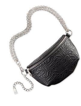 Randie Embossed Belt Bag by Steve Madden