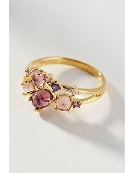 Birthstone Ring by Anthropologie