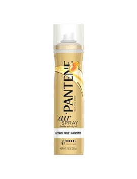 Pantene Pro V Air Spray Extra Hold Alcohol Free Hairspray   7oz by Pantene