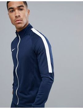 Nike Football Dry Academy Tracksuit Set In Navy 844327 451 by Nike