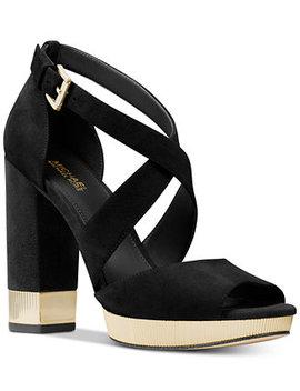 Valerie Platform Sandals by Michael Michael Kors