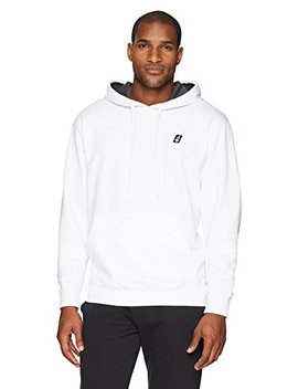 Flying Ace Men's Pullover Fleece Long Sleeve Hooded Sweatshirt With Embroidered Logo by Flying+Ace