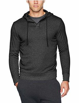 Van Heusen Men's Never Tuck Sweater Fleece Hoodie by Van+Heusen