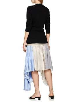Lulu Cashmere Tie Front Sweater by Les Coyotes De Paris