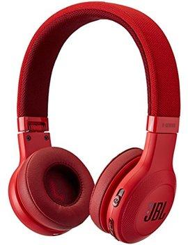 Jbl E45 Bt On Ear Wireless Headphones (Red) by Jbl
