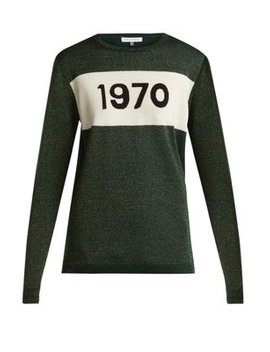 1970 Wool Blend Sweater by Bella Freud