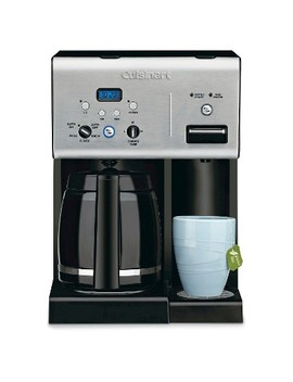 Cuisinart® 12 Cup Programmable Coffee Maker & Hot Water System   Stainless Steel Chw 12 by Cuisinart