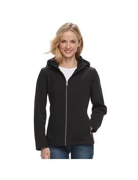 Women's Zero Xposur Tammi Hooded Soft Shell Jacket by Kohl's