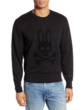 Loop Embroidered Logo Sweatshirt by Psycho Bunny