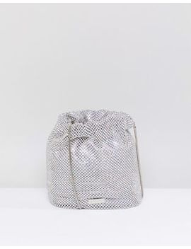 Skinnydip Rhinestone Embellished Cross Body Bag by Skinnydip