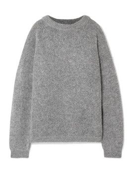 Pull Oversize En Mailles Dramatic by Acne Studios