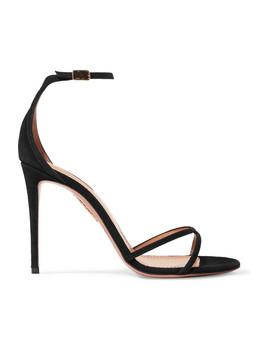 Sandales En Daim Purist by Aquazzura